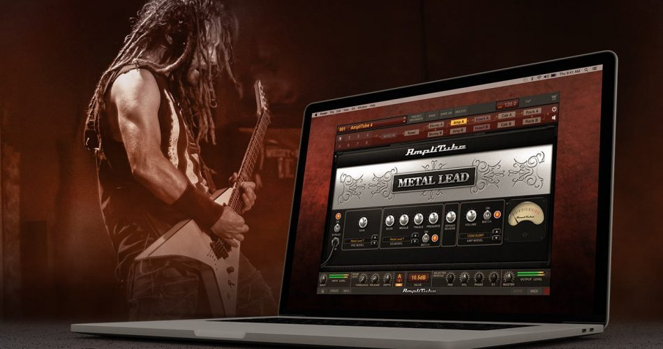 AmpliTube Metal Giveaway