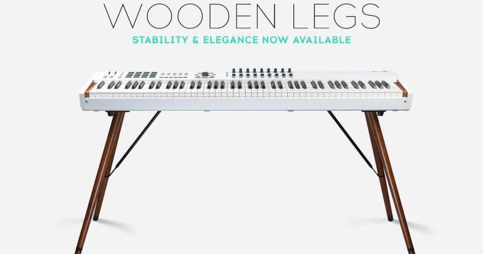 Arturia Wooden Legs feat