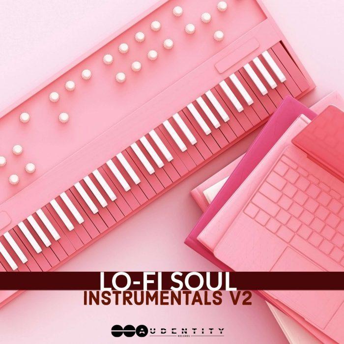 Audentity Records Lofi Soul Instrumentals V2