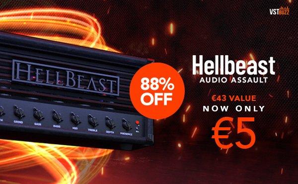 Audio Assault Hellbeast 5 EUR