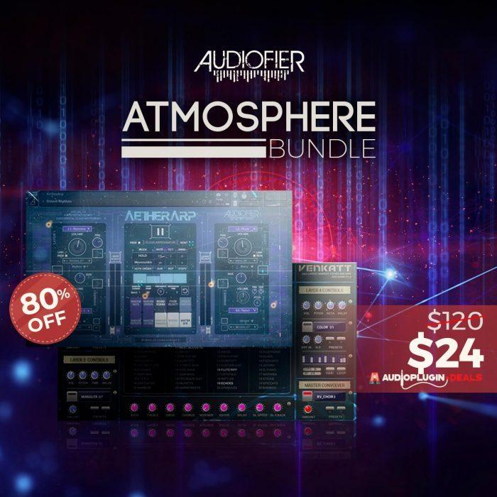 Audio Plugin Deals Audiofier Atmosphere Bundle