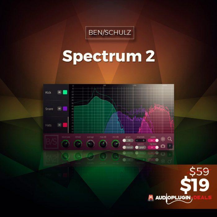Audio Plugin Deals Spectrum2