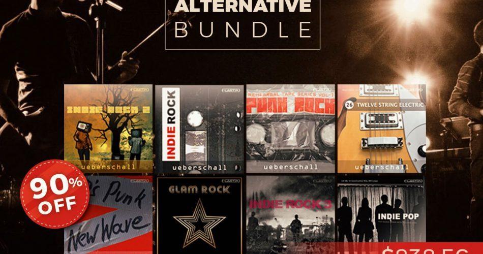 Audio Plugin Deals Ueberschall Massive Alternative Bundle