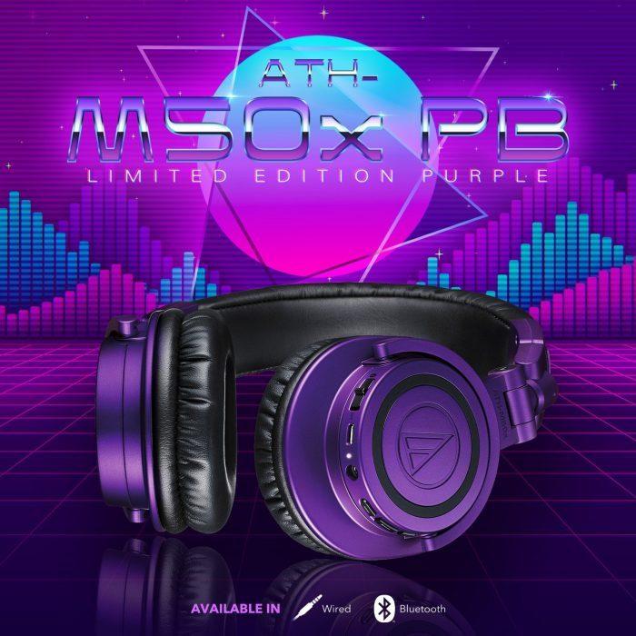 Audio Technica M50XBTPB