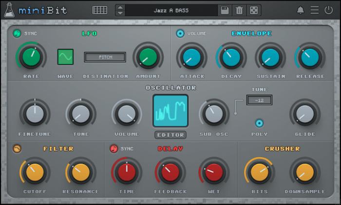 AudioThing miniBit 1.6.2