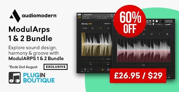 Audiomodern ModulArps Bundle