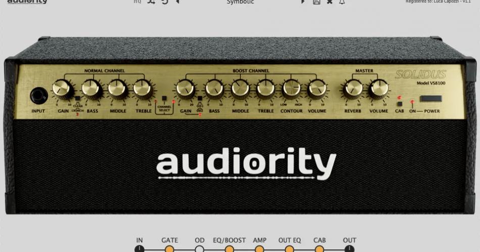 Audiority Solidus VS8100 v1.1