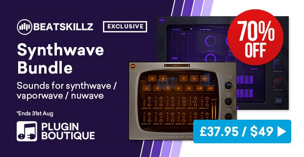 BeatSkillz Synthwave Bundle