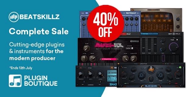 Beatskillz 40 sale