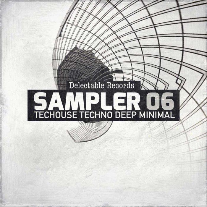 Delectable Records Label Sampler 6