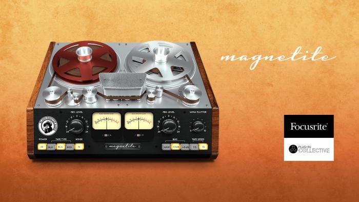 Focusrite Plugin Collective Magnetite