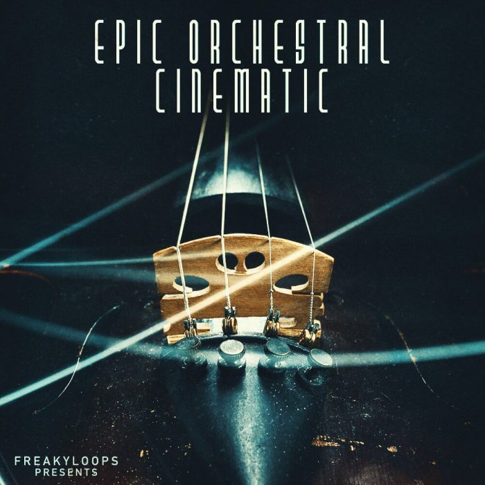 Freaky Loops Epic Orchestral Cinematic