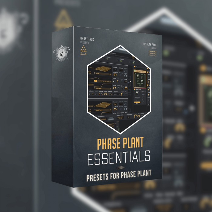 Ghosthack Phase Plant Essentials