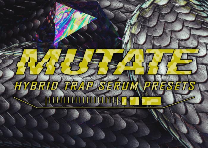 Gravitas Create Mutate Hybrid Trap Serum Presets