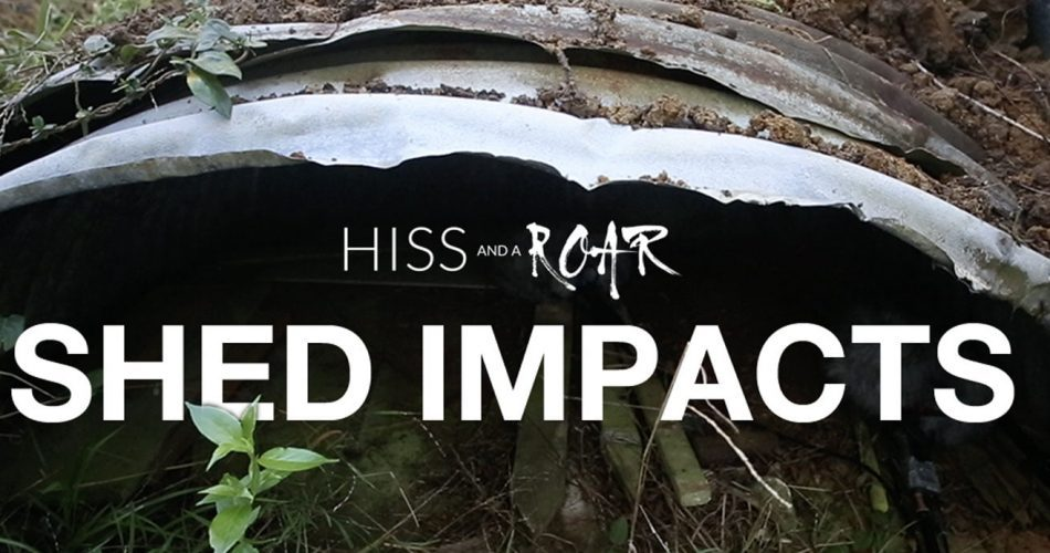 HISS and a ROAR Shed Impacts