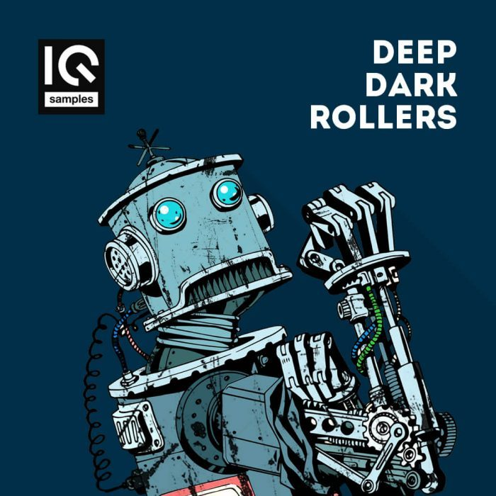 IQ Samples Deep Dark Rollers