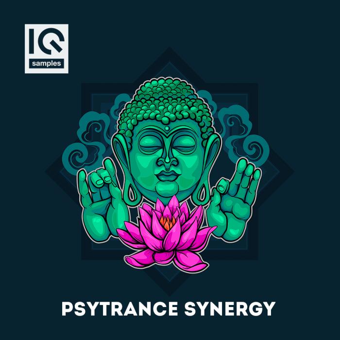 IQ Samples Psytrance Synergy