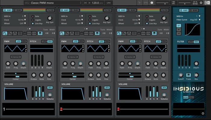 Impact Soundworks inSIDious screenshot