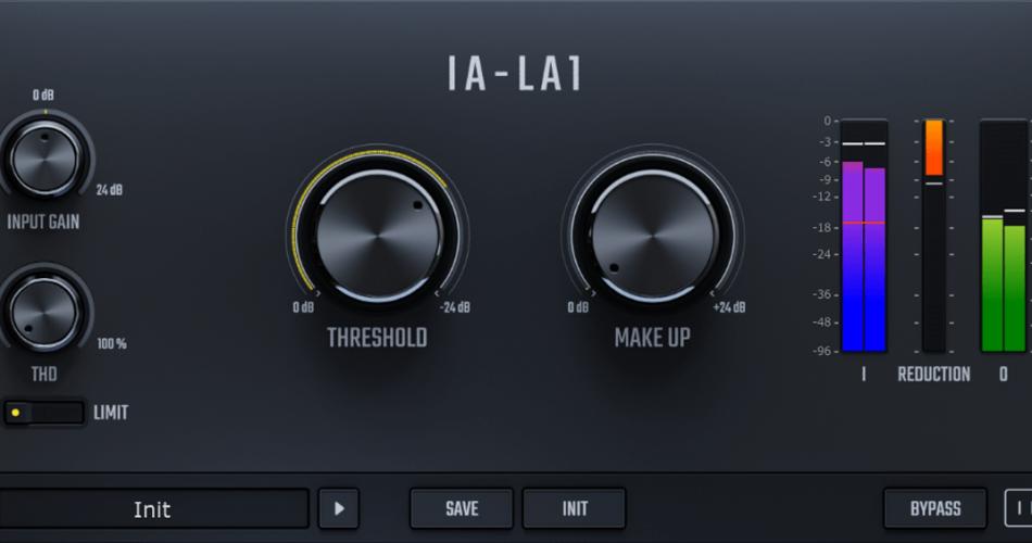 Initial Audio IA LA1 Compressor