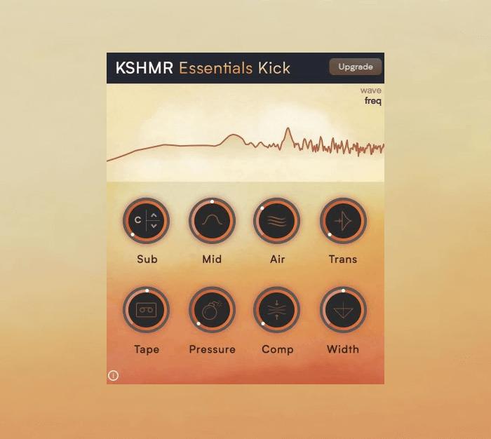 KSHMR Essentials Kick