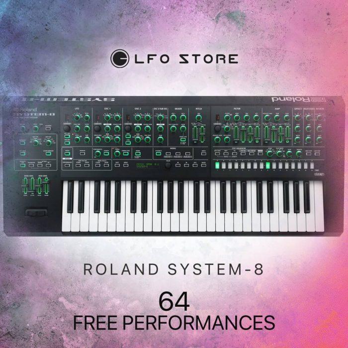 LFO Store Dream Machine 64 free performances