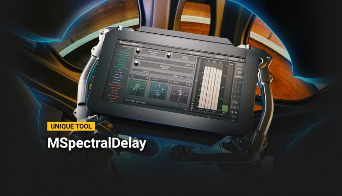 Meldaproduction MSpectralDelay