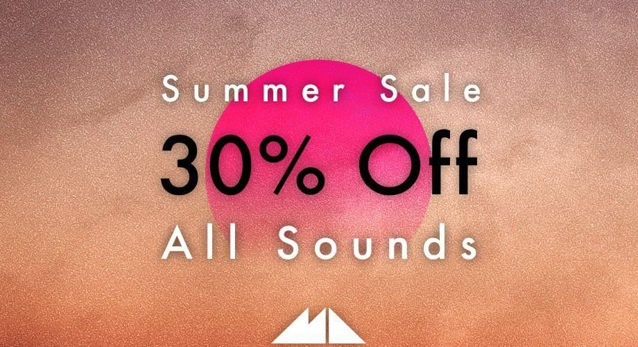 ModeAudio 2020 Summer Sale