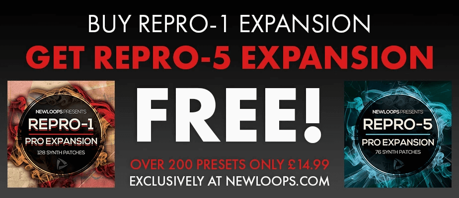 New Loops Repro offer
