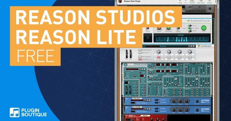 PIB Reason Studios Reason Lite FREE