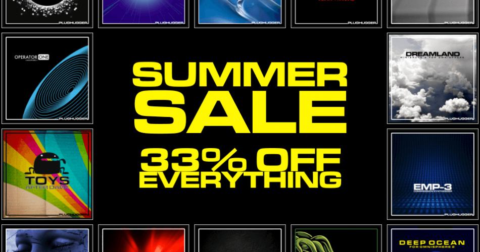 Plughugger Summer Sale 2020