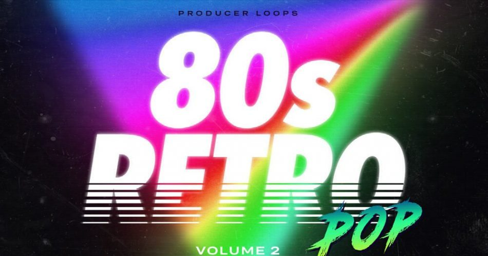 Producer Loops 80s Retro Pop Vol 2