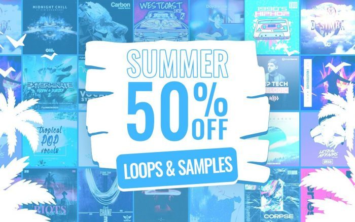 ProducerSpot Summer Sale 50 OFF