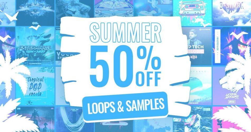 ProducerSpot Summer Sale 50 OFF