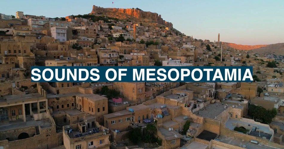 Rast Sound Sounds of Mesopotamia feat