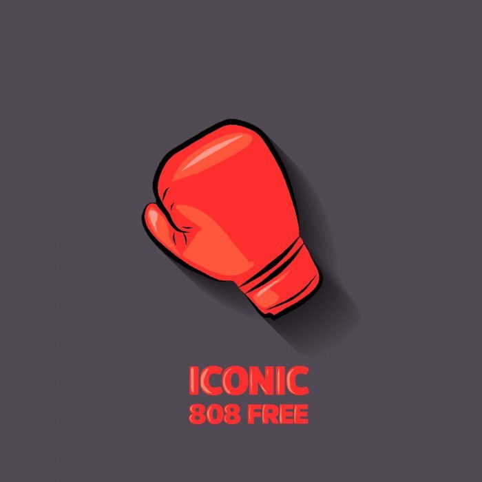Red Sounds Iconic 808 Free