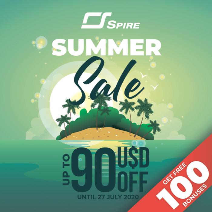 Reveal Sound Summer Sale 2020