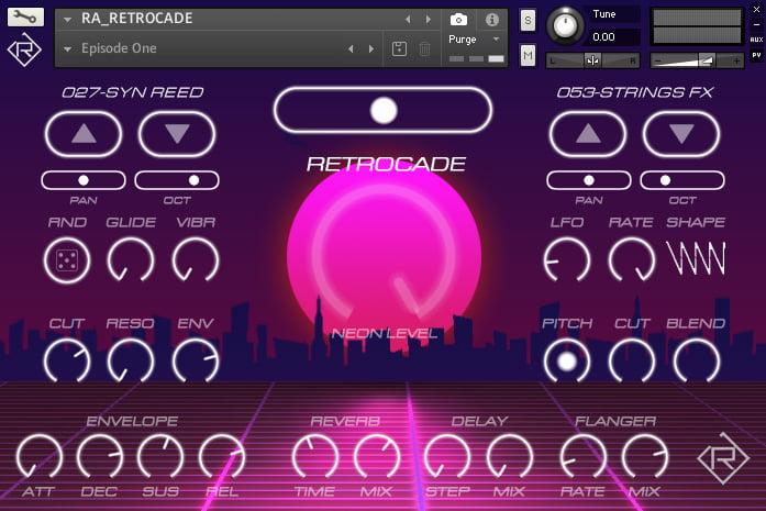 Rigid Audio Retrocade