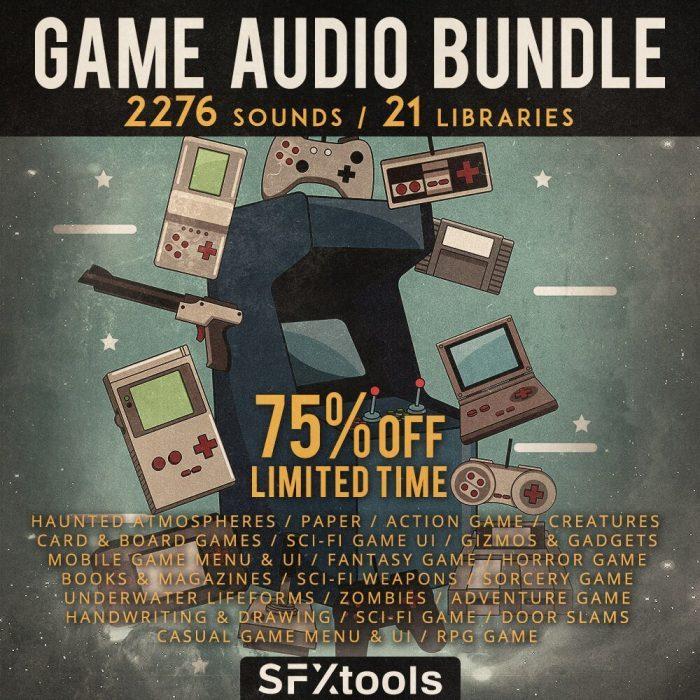 SFXtools Game Audio Bundle