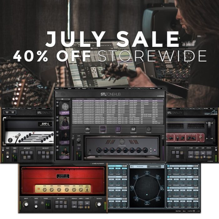 STL Tones July Sale