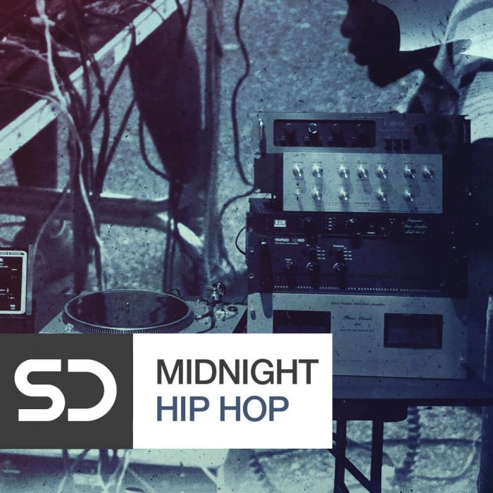 Sample Diggers Midnight Hip Hop