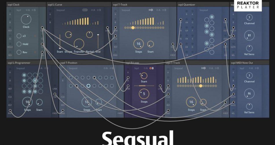 Seqsual Blue Set feat