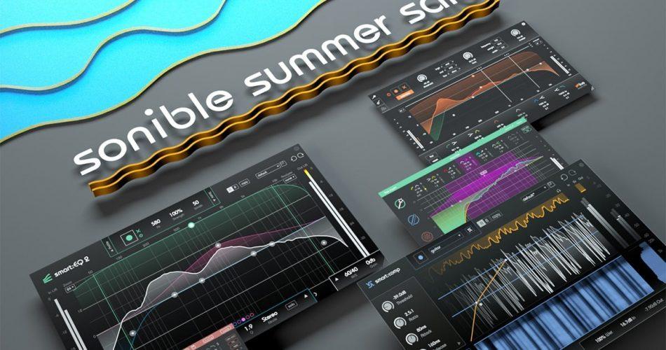 Sonible Summer Sale 2020