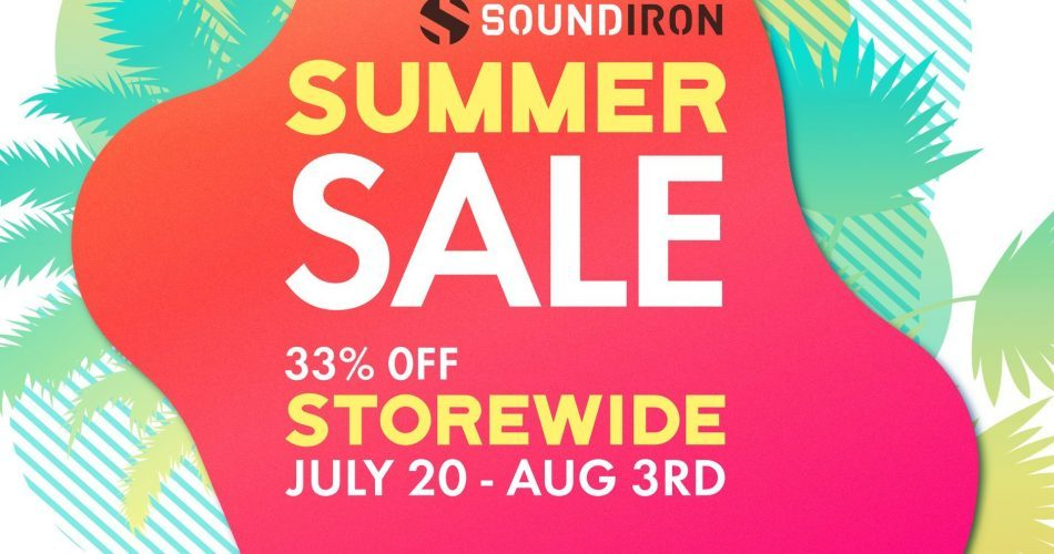 Soundiron Summer Sale 2020