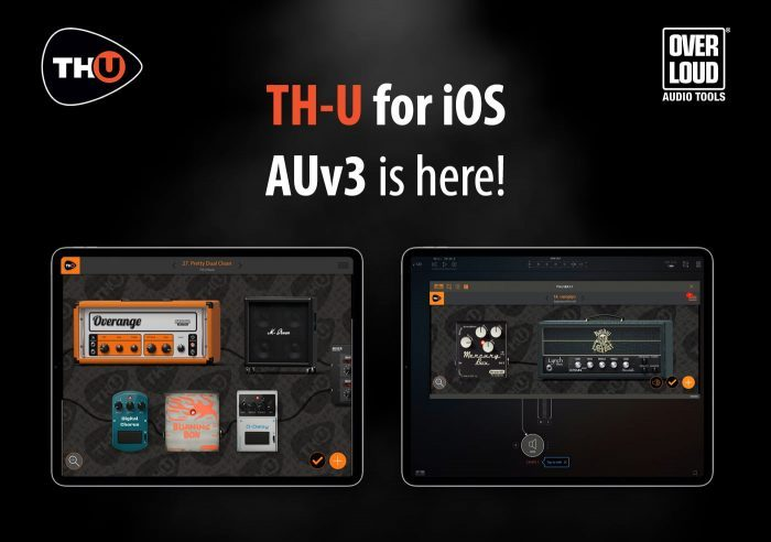 TH U iOS AUv3