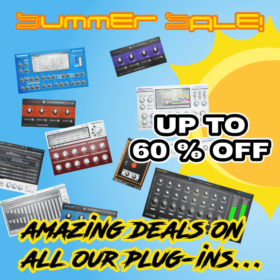 TekIt Audio Summer Sale 2020