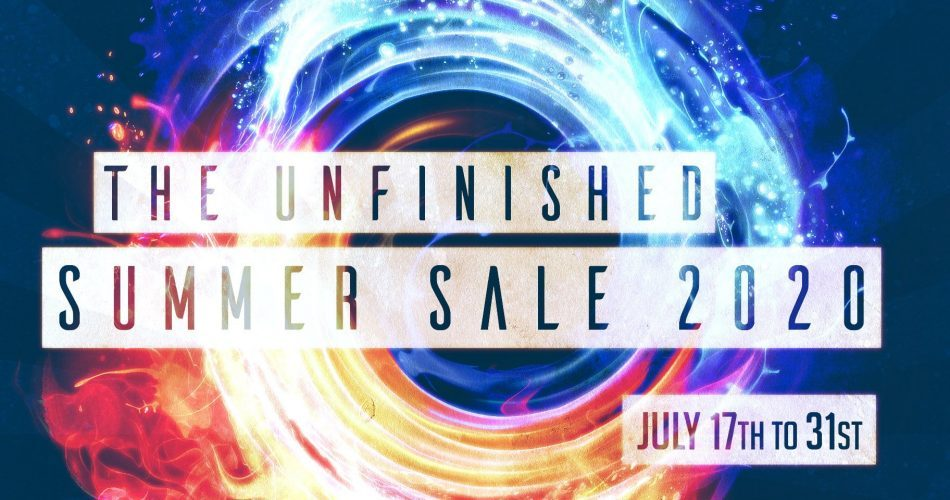 The Unfinished Summer Sale 2020