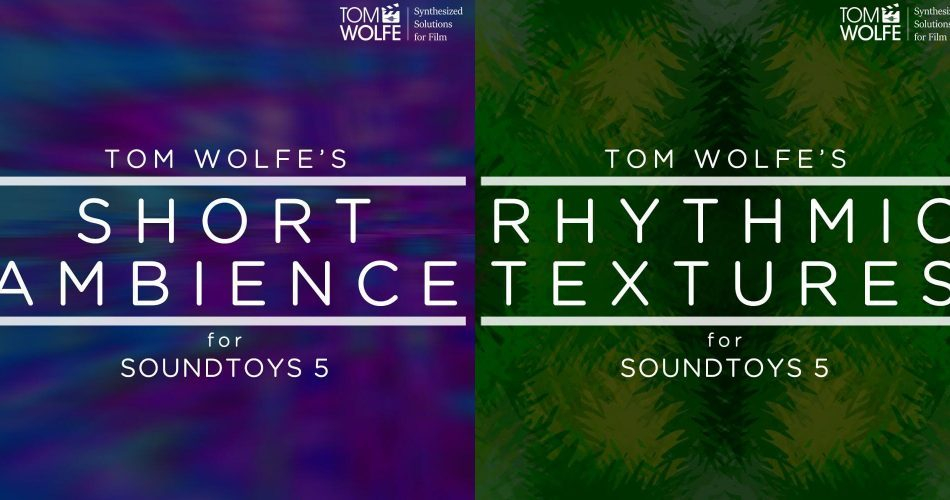 Tom Wolfe Short Ambience & Rhythmic Textures