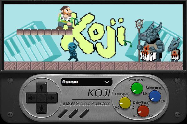 Ugritone Koji screen