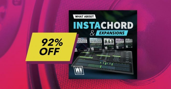VST Buzz Instachord Expansions Sale