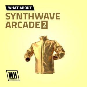 WA Production Synthwave Arcade 2